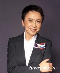 Поздравление Ларисы Шойгу с Днем Победы