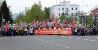 Военный парад в Кызыле 9 мая будет принимать командир 55 мотострелковой отдельной горной бригады, генерал-майор Андрей Хоптяр.