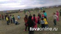 Мальчишки Левобережных дач сразились в дворовый футбол