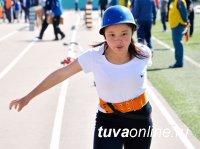 С 11 по 12 мая в Туве проводится чемпионат и первенство по пожарно-прикладному спорту