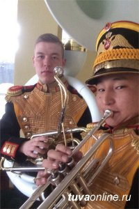 Тувинский музыкант попал в Кремлевский оркестр