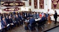 На совете муниципальных образований Тувы подведены итоги социально-экономического развития за 2016 год