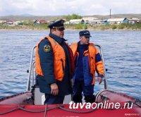В Туве открывается сезон навигации