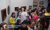 """Кызыл: Программа ежегодной акции """"Ночь в музее"""""""