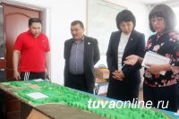 В поселке Каа-Хем в рамках партийного проекта «Городская среда» обустроят зону отдыха