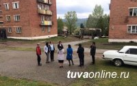 Общественный совет проекта «Городская среда» побывал в поселке Хову-Аксы