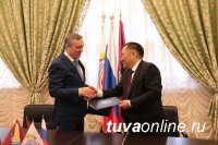 Тува заключила соглашение с одним из самых престижных вузов страны