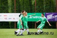 Футболисты школы-интерната Кызыла вернулись из Сочи