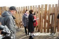 Остановить самострой в столице Тувы