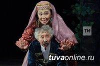 Канкан, шпагат и грузинские танцы – тувинцы показали в Казани «Хануму»