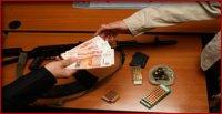 Тува: деньги за добровольную сдачу оружия