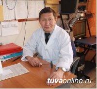 Первый тувинский нейрохирург Валерий Шиирипей отметил свой 65 юбилей