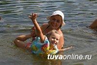 В первый месяц купального сезона в Туве утонули трое детей
