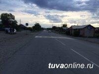 В Туве 26 июня в ДТП погибли два человека, пострадали 6