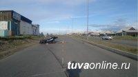 Тува: Опрокидывание автомобиля, за рулем которого был пьяный водитель