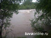 """Проведение фестиваля """"Устуу-Хурээ"""" под вопросом в связи с подъемом воды в реке Чадан - Оргкомитет"""