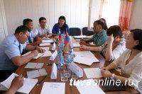 В Хандагайты состоялась международная рабочая встреча российских и монгольских таможенников