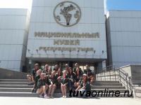 Санкт-Петербургский «Сао-Линь» в Туве
