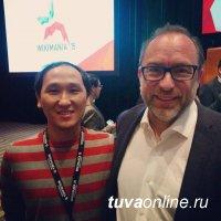 Али Кужугет - автор тувинской Википедии и калмыцких кроссвордов