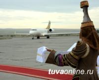 Обновленное расписание вылетов и прилетов в аэропорт города Кызыла
