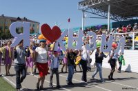 Предприятия и организации Кызыла готовятся поразить земляков в День города костюмированной проходкой по улице Ленина