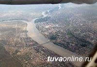 Приостановлена регистрация прав на земельные участки, расположенные в юго-западной части аэропорта Кызыла
