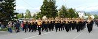 В Кызыле 1 сентября в Первом межрегиональном фестивале примут участие четыре военных оркестра