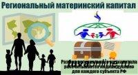 507 семей в Туве уже распорядились средствами регионального материнского капитала