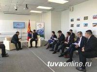 Глава региона: транзит электроэнергии в Монголию снизит цены на электричество для Тувы