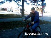 Кызылчане поддержали Всемирный День без автомобиля