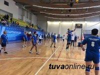 Волейболисты Упрдор «Енисей» (Тува) заняли 1-е место в IV  Спартакиаде среди ФКУ, подведомственных Росавтодору