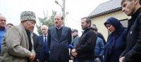 Делегация Тувы вручила в Дагестане Орден республики родителям погибшего при спасении утопающего Рашида Салахбекова