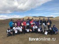 В Туве впервые проведены соревнования по скайраннингу