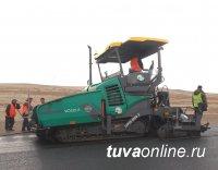 Тува: Проведен пресс-тур по федеральной автодороге М-54
