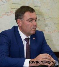 Дмитрий Карымов назначен заместителем министра здравоохранения Тувы, Айдыс Сат – замом министра экономики