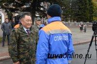 Глава Тувы нацелил спасателей республики на мобилизованный дух и готовность к зиме