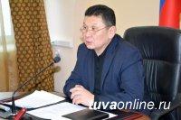 Глава Тувы определился со своими вице-премьерами