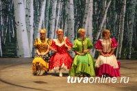 Ансамбль им. Годенко в Туве: танцы, музыка, драйв