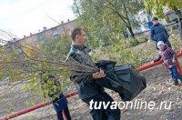 Кызылский двор по ул. Калинина, 24, 24а: Время собирать камни