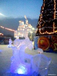 Кызылчане выступают за установку Новогодней елки на площади Арата