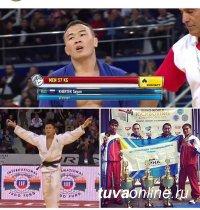 Пять золотых медалей спортсменов Тувы на мировых чемпионатах по кикбоксингу и самбо, чемпионате Европы по дзюдо!