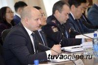 В Туве назначены министры строительства и юстиции