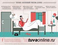 В Туве завершена вакцинация против гриппа