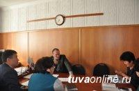 Вопросы Территориального общественного самоуправления (ТОСы) обсудили в поселке Каа-Хем
