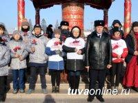 В Туве Дню памяти жертв ДТП посвятили мероприятия