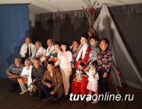 Легенды тувинской театра побывали в отдаленных селах республики