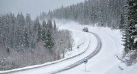 Глава Тувы призвал земляков воздержаться от дальних поездок из-за сильного снегопада