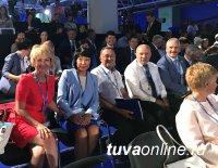 Глава Кызыла Дина Оюн выступила на всероссийском форуме «Единой России» в Краснодаре