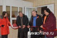 В Кызыле построена новая прачечная самообслуживания