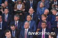 Глава Тувы занимает хорошие позиции в кремлевском рейтинге губернаторов
